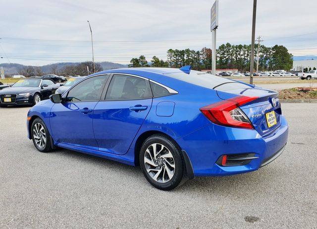 2017 Honda Civic EX w/Leather in Louisville, TN 37777