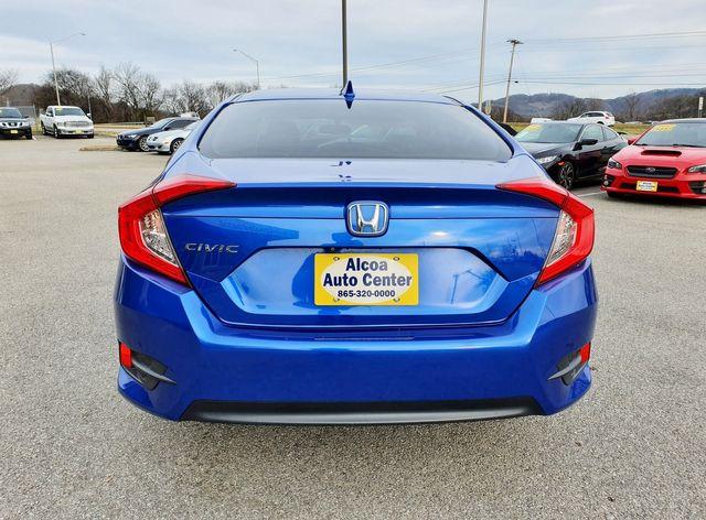 2017 Honda Civic EX w/Leather in Louisville, TN 37777