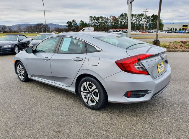 2017 Honda Civic LX in Louisville, TN 37777