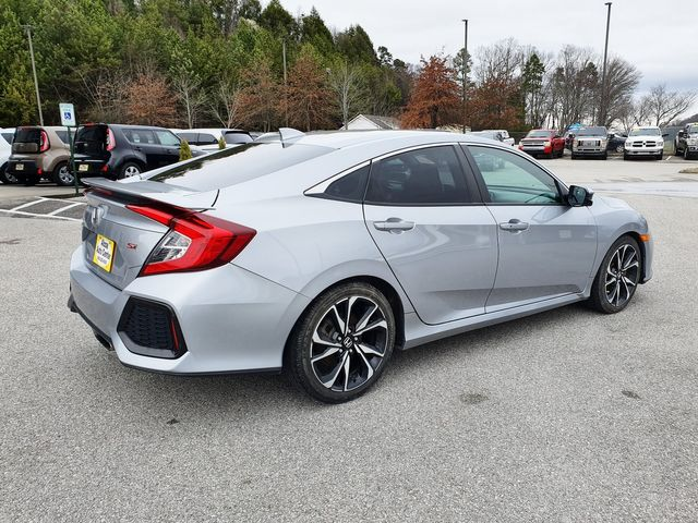 2017 Honda Civic Si 6-Speed Manual in Louisville, TN 37777