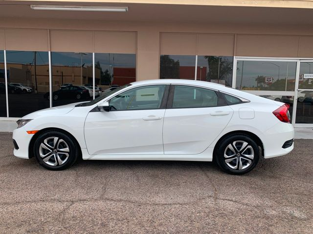 2017 Honda Civic LX FULL MANUFACTURER WARRANTY Mesa, Arizona 1