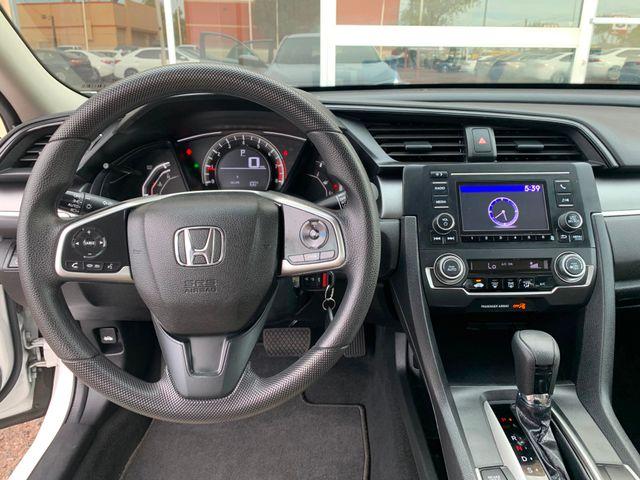 2017 Honda Civic LX FULL MANUFACTURER WARRANTY Mesa, Arizona 14