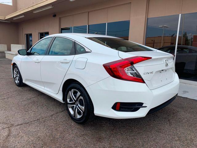 2017 Honda Civic LX FULL MANUFACTURER WARRANTY Mesa, Arizona 2