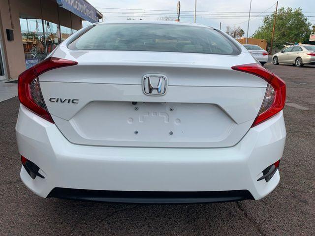 2017 Honda Civic LX FULL MANUFACTURER WARRANTY Mesa, Arizona 3