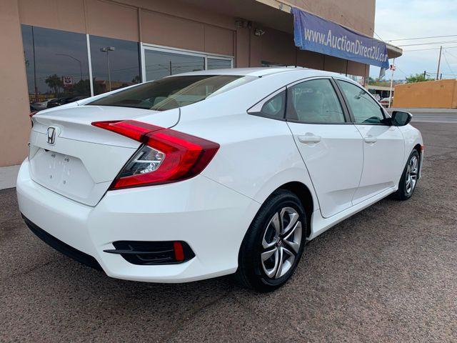 2017 Honda Civic LX FULL MANUFACTURER WARRANTY Mesa, Arizona 4