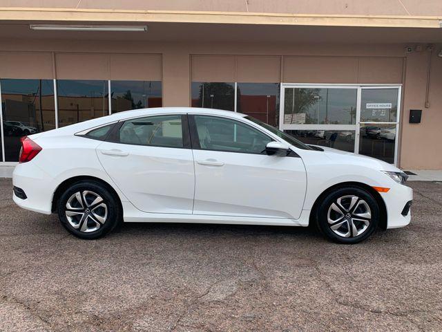 2017 Honda Civic LX FULL MANUFACTURER WARRANTY Mesa, Arizona 5