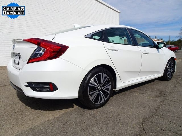 2017 Honda Civic EX-L Madison, NC 2