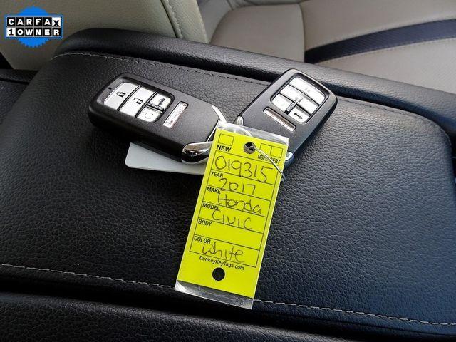 2017 Honda Civic EX-L Madison, NC 47