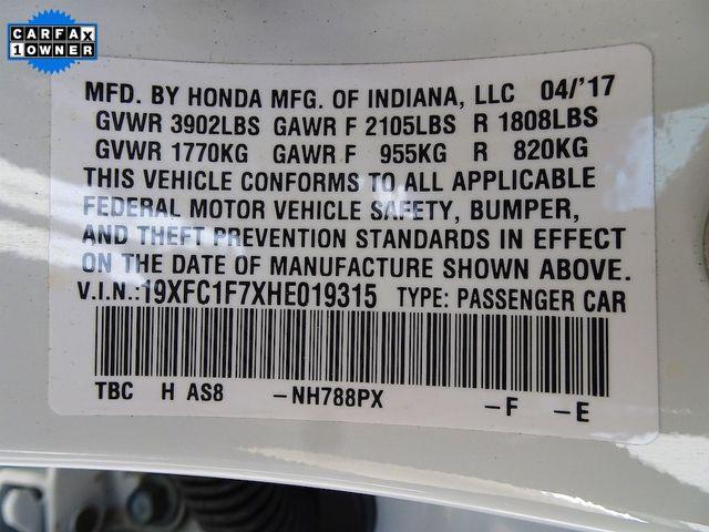 2017 Honda Civic EX-L Madison, NC 50