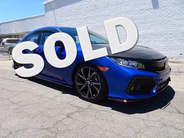 2017 Honda Civic Sport Madison, NC