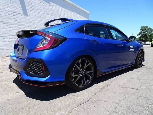 2017 Honda Civic Sport Madison, NC 2