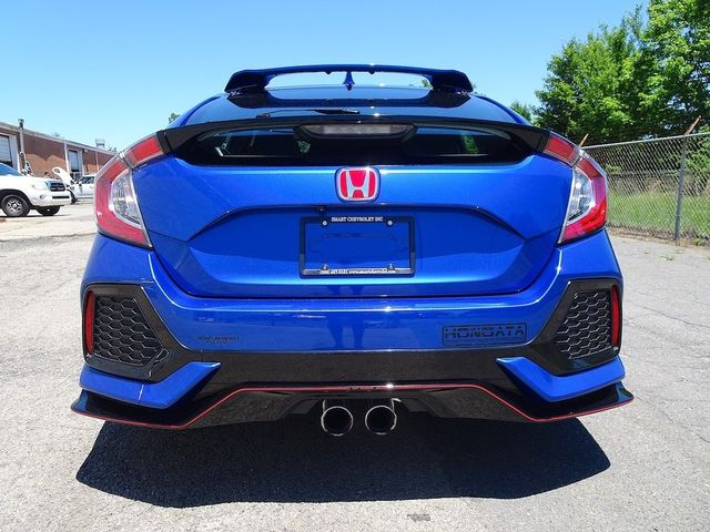 2017 Honda Civic Sport Madison, NC 3
