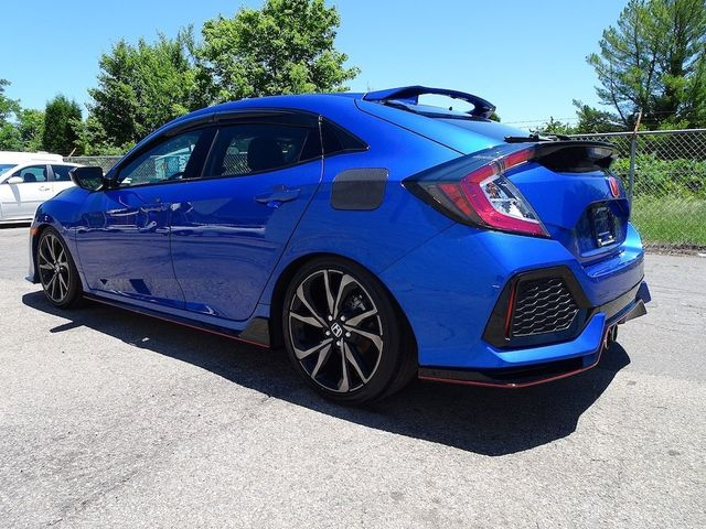 2017 Honda Civic Sport Madison, NC 4
