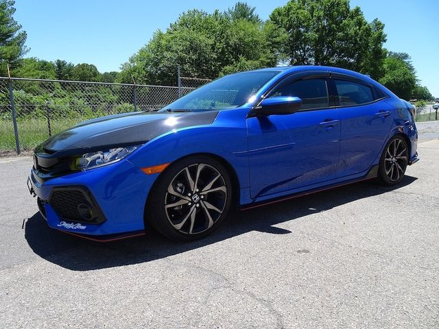 2017 Honda Civic Sport Madison, NC 6
