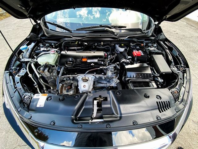 2017 Honda Civic LX Madison, NC 34
