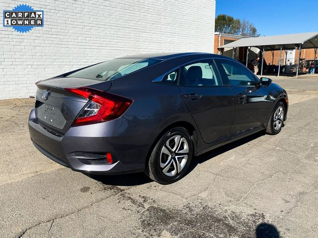 2017 Honda Civic LX Madison, NC 1