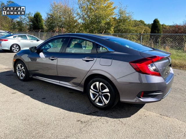 2017 Honda Civic LX Madison, NC 3