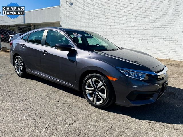 2017 Honda Civic LX Madison, NC 7