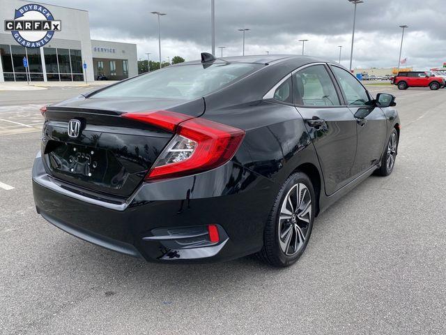 2017 Honda Civic EX-T Madison, NC 1