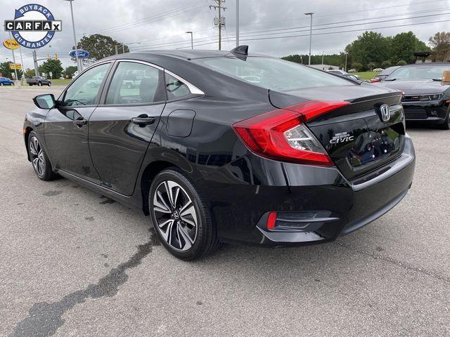 2017 Honda Civic EX-T Madison, NC 3