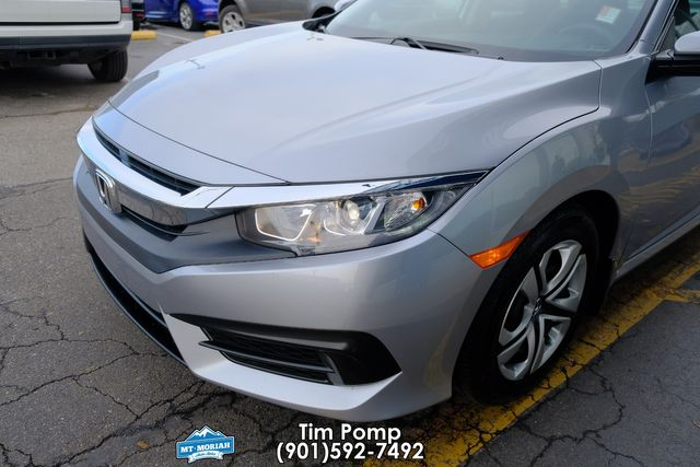 2017 Honda Civic LX BLUE TOOTH BACK UP CAMERA in Memphis, Tennessee 38115