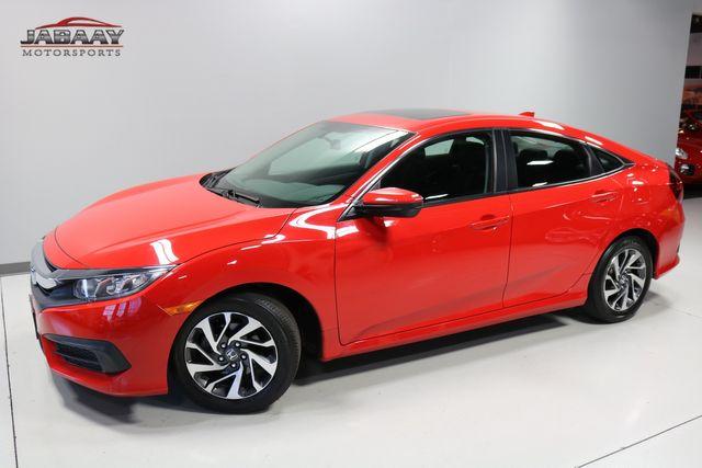 2017 Honda Civic EX Merrillville, Indiana 27