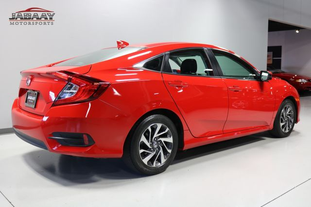 2017 Honda Civic EX Merrillville, Indiana 4