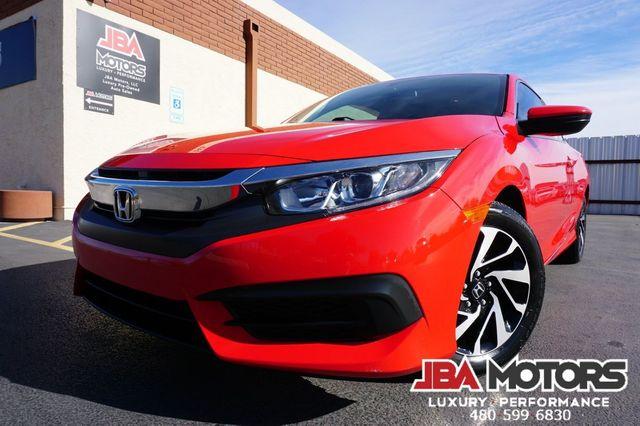 2017 Honda Civic LX Coupe 6-Speed Manual