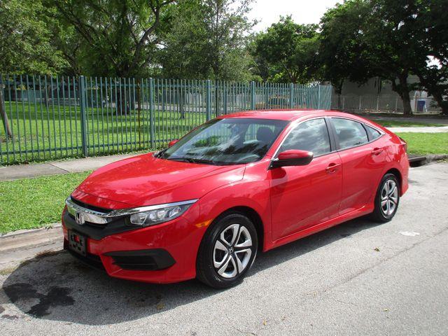2017 Honda Civic LX Miami, Florida