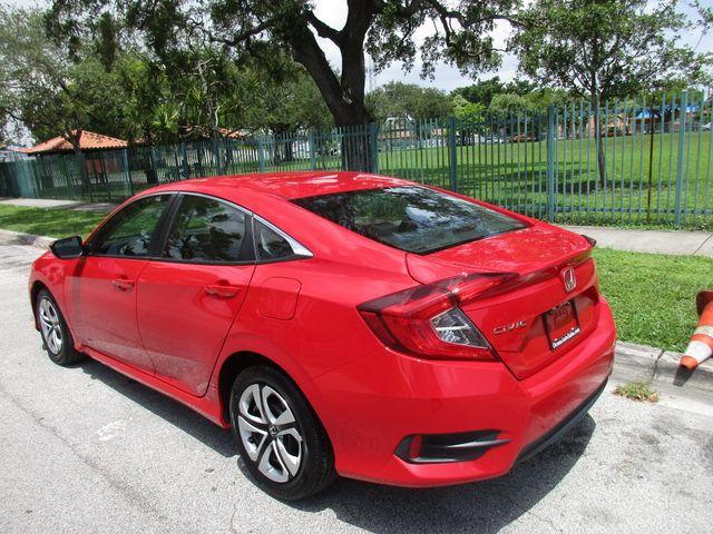 2017 Honda Civic LX Miami, Florida 3