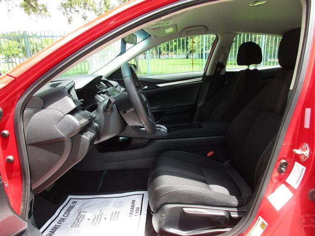 2017 Honda Civic LX Miami, Florida 8