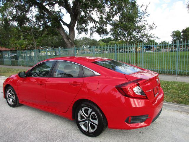 2017 Honda Civic LX Miami, Florida 2