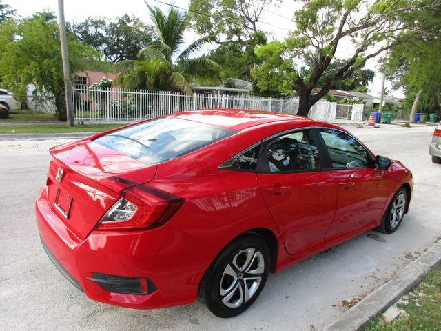 2017 Honda Civic LX Miami, Florida 5