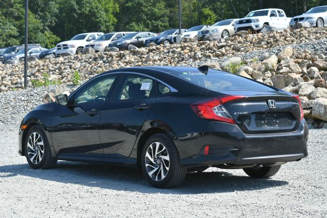 2017 Honda Civic EX Naugatuck, Connecticut 2