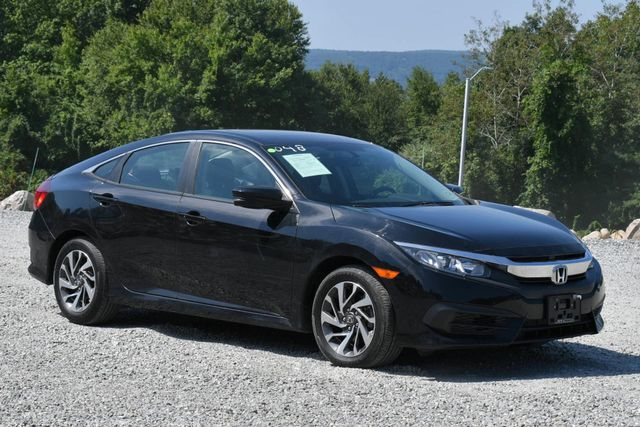 2017 Honda Civic EX Naugatuck, Connecticut 6