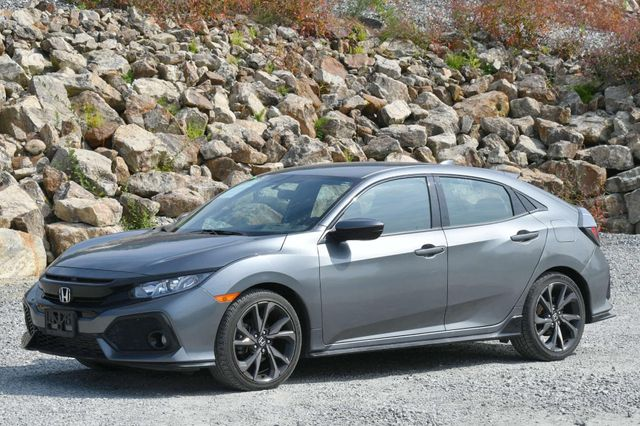 2017 Honda Civic Sport Naugatuck, Connecticut