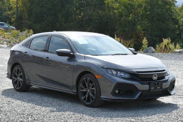 2017 Honda Civic Sport Naugatuck, Connecticut 6