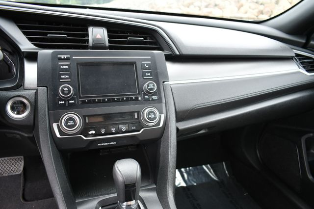 2017 Honda Civic LX-P Naugatuck, Connecticut 13