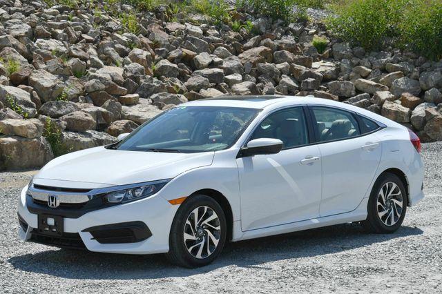 2017 Honda Civic EX Naugatuck, Connecticut