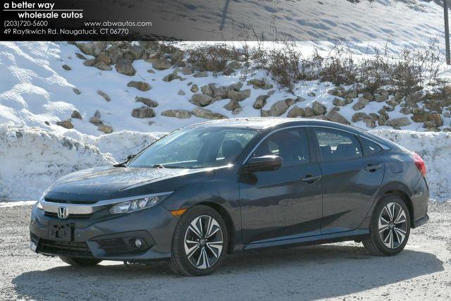 2017 Honda Civic EX-L Naugatuck, Connecticut