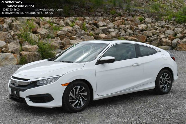 2017 Honda Civic LX-P Naugatuck, Connecticut