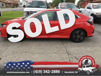2017 Honda Civic EX HB in Mansfield, OH 44903
