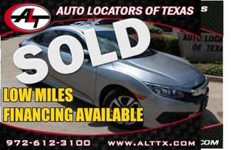 2017 Honda Civic LX   Plano, TX   Consign My Vehicle in  TX