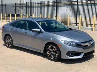 2017 Honda Civic EX-L * 1-Owner * Leather * SUNROOF * Heated Seats in Plano, Texas 75075