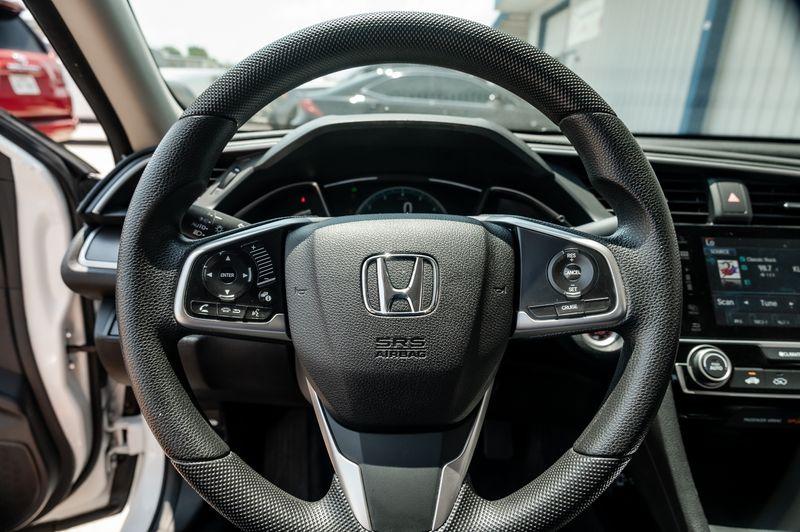 2017 Honda Civic 2.0L I-4 VTEC EX, BACKUP CAMERA, BLUETOOTH, NICE!! in Rowlett, Texas