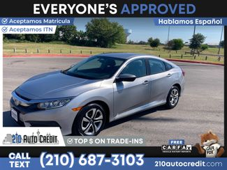 2017 Honda Civic LX in San Antonio, TX 78237