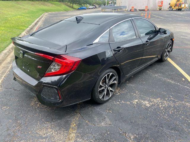2017 Honda Civic Si in San Antonio, TX 78233