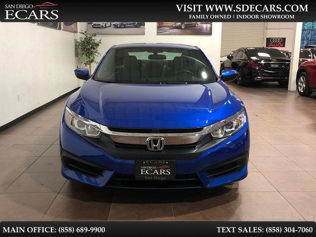 2017 Honda Civic LX in San Diego, CA 92126