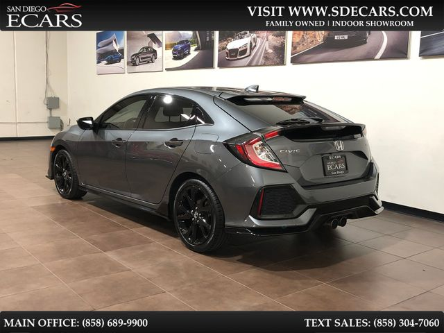 2017 Honda Civic Sport in San Diego, CA 92126