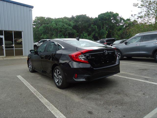 2017 Honda Civic EX SEFFNER, Florida 12